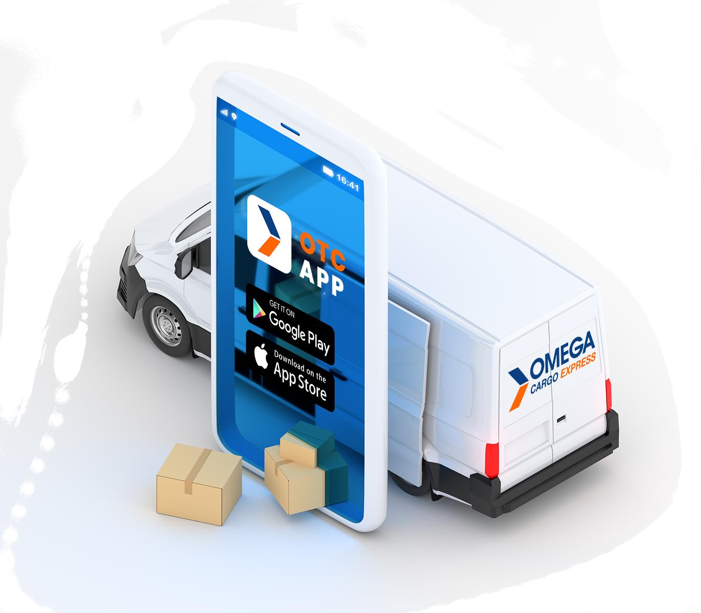 omega cargo app - Envíos de paquetes a Latinoamerica Omega Cargo Express