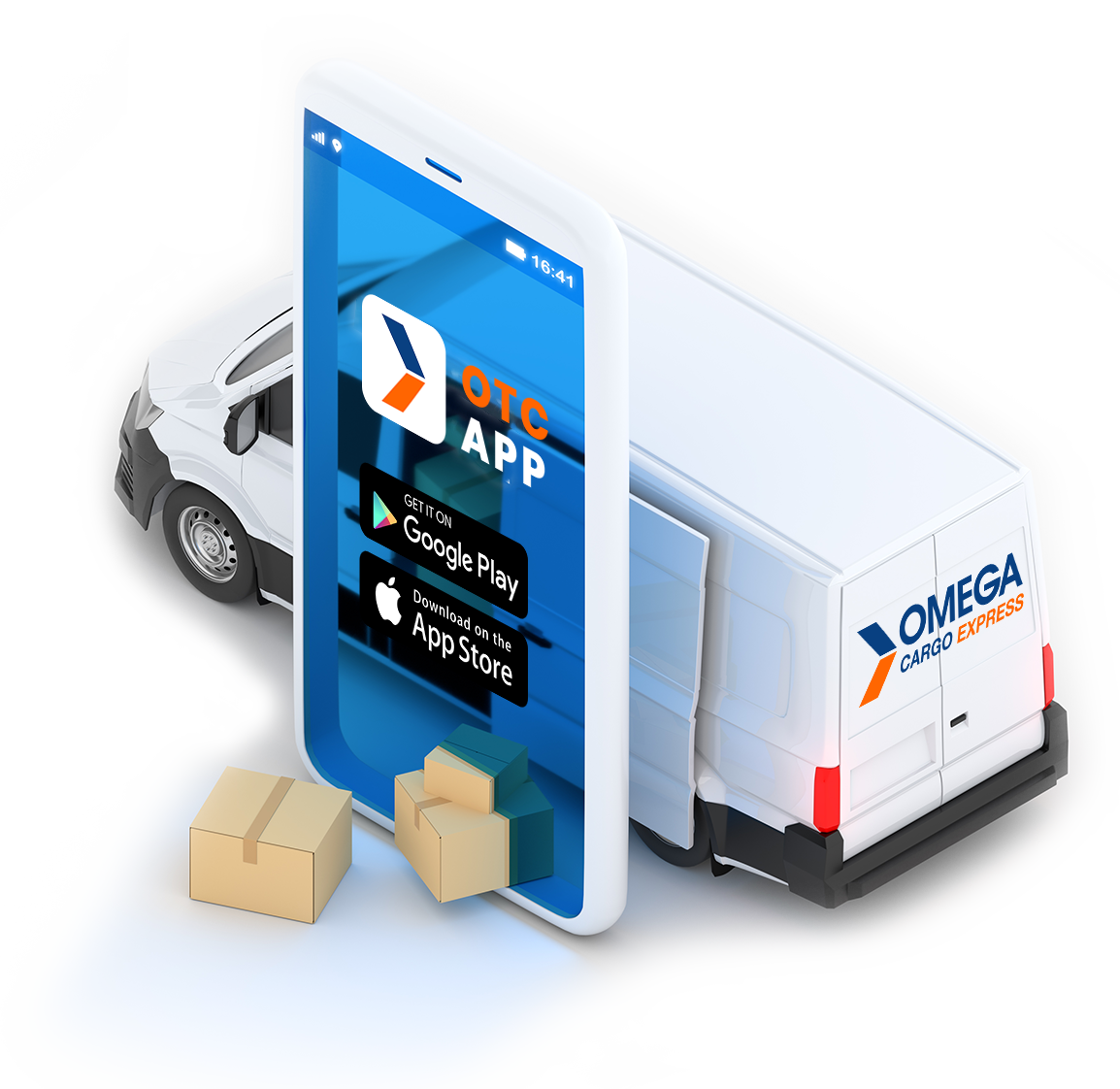 Omega Cargo App - International Shipping from Canada to Latin America| Omega Cargo Express