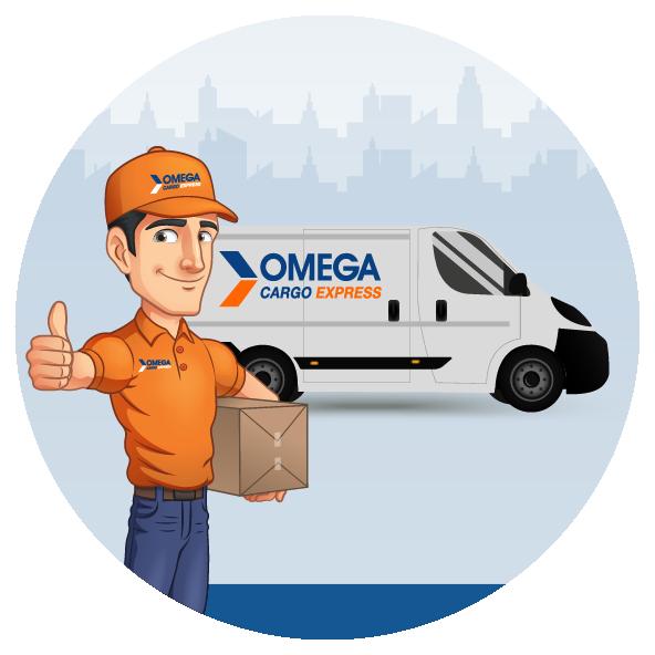 sobre nosotros - Envíos de paquetes a Latinoamerica Omega Cargo Express