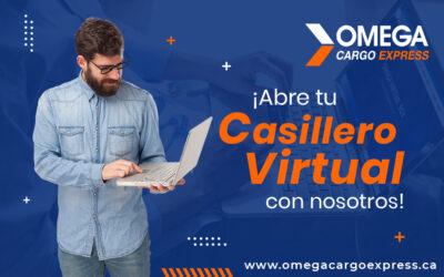 ¡Abre tu Casillero Virtual con nosotros!